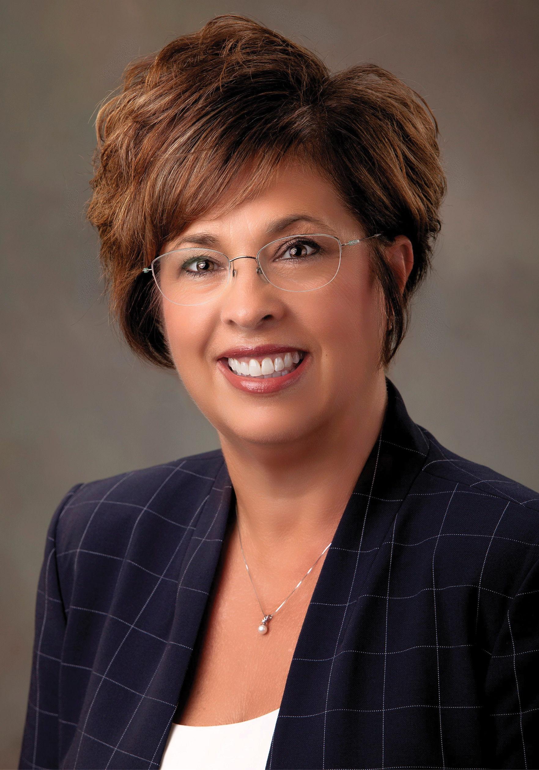 Indiana Senator Stacey Donato