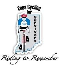 Cops Cycling for Survivors Logo