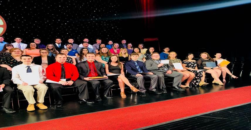 Logansport HS 2018 Senior Awards