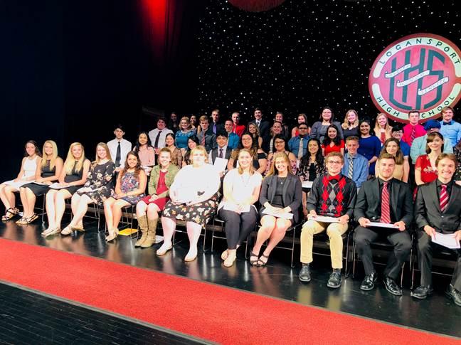 2018 Logansport HS Senior Award Recipients